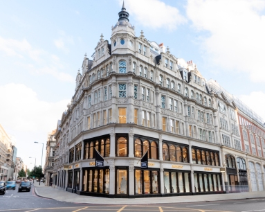 Burberry Debuts New Concept Flagship in London's Knightsbridge